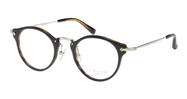 Oh My Glasses TOKYO Luke omg-025-40-20 [鯖江産/丸メガネ/青]