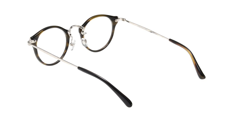Oh My Glasses TOKYO Luke omg-025-40-20 [鯖江産/丸メガネ/青]  2