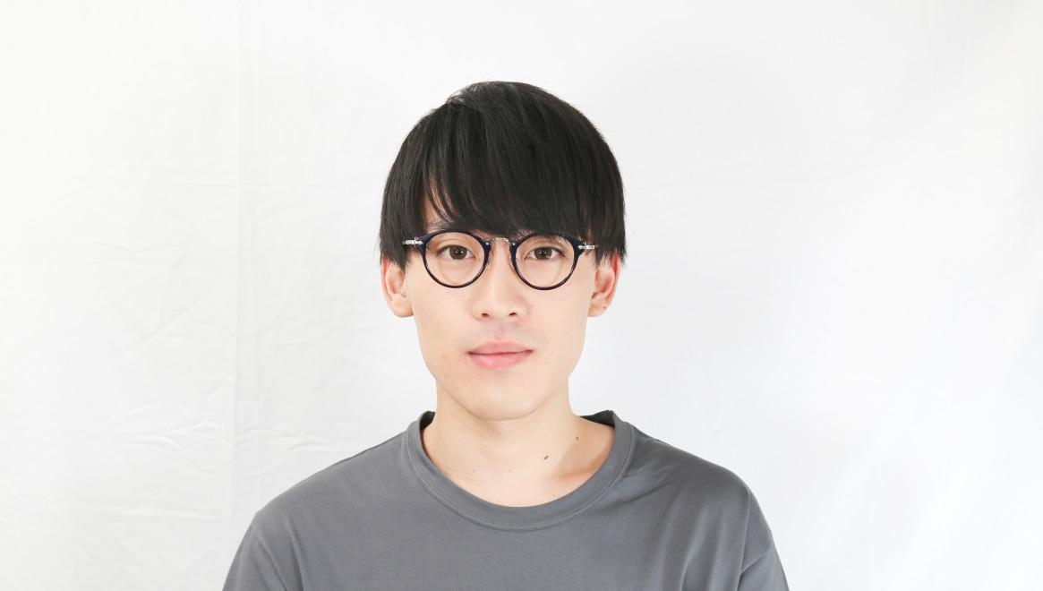 Oh My Glasses TOKYO Luke omg-025-40-20 [鯖江産/丸メガネ/青]  5