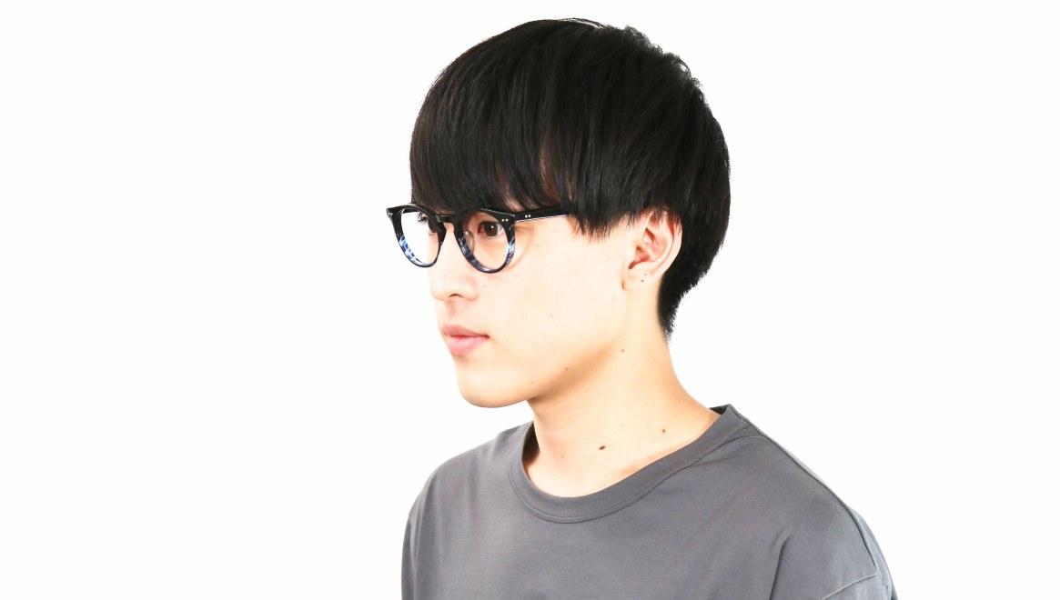 Oh My Glasses TOKYO Richard omg-049 6-48 [黒縁/鯖江産/丸メガネ]  7