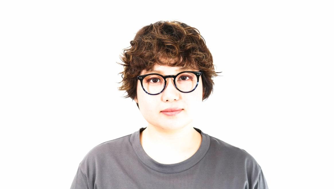 Oh My Glasses TOKYO Richard omg-049 6-48 [黒縁/鯖江産/丸メガネ]  8