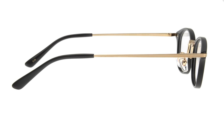 Oh My Glasses TOKYO Philip omg-054-10-48 [黒縁/鯖江産/ウェリントン]  1