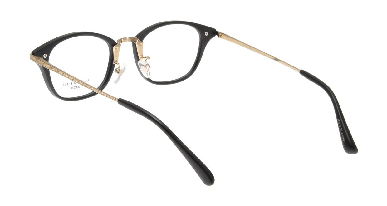 Oh My Glasses TOKYO Philip omg-054-10-48 [黒縁/鯖江産/ウェリントン]  2