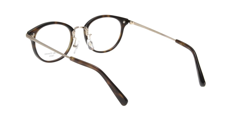 Oh My Glasses TOKYO Owen omg-072-24-15 [鯖江産/丸メガネ/べっ甲柄]  2