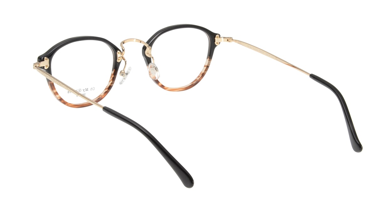Oh My Glasses TOKYO Keith omg-081-2 [鯖江産/丸メガネ/茶色]  2