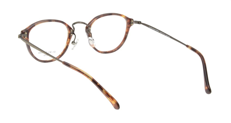 Oh My Glasses TOKYO Keith omg-081-3-46 [鯖江産/丸メガネ/べっ甲柄]  2