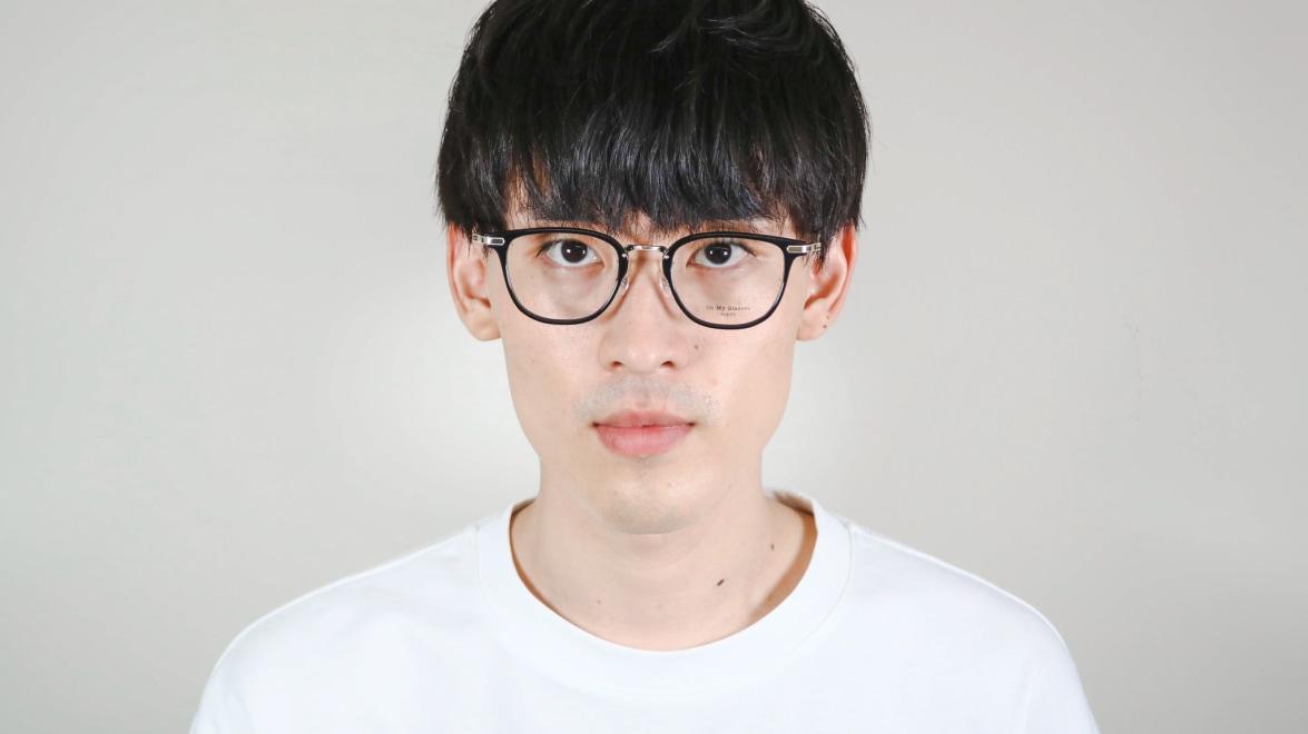 Oh My Glasses TOKYO Otto omg-082-2-14 [黒縁/鯖江産/ウェリントン]  6