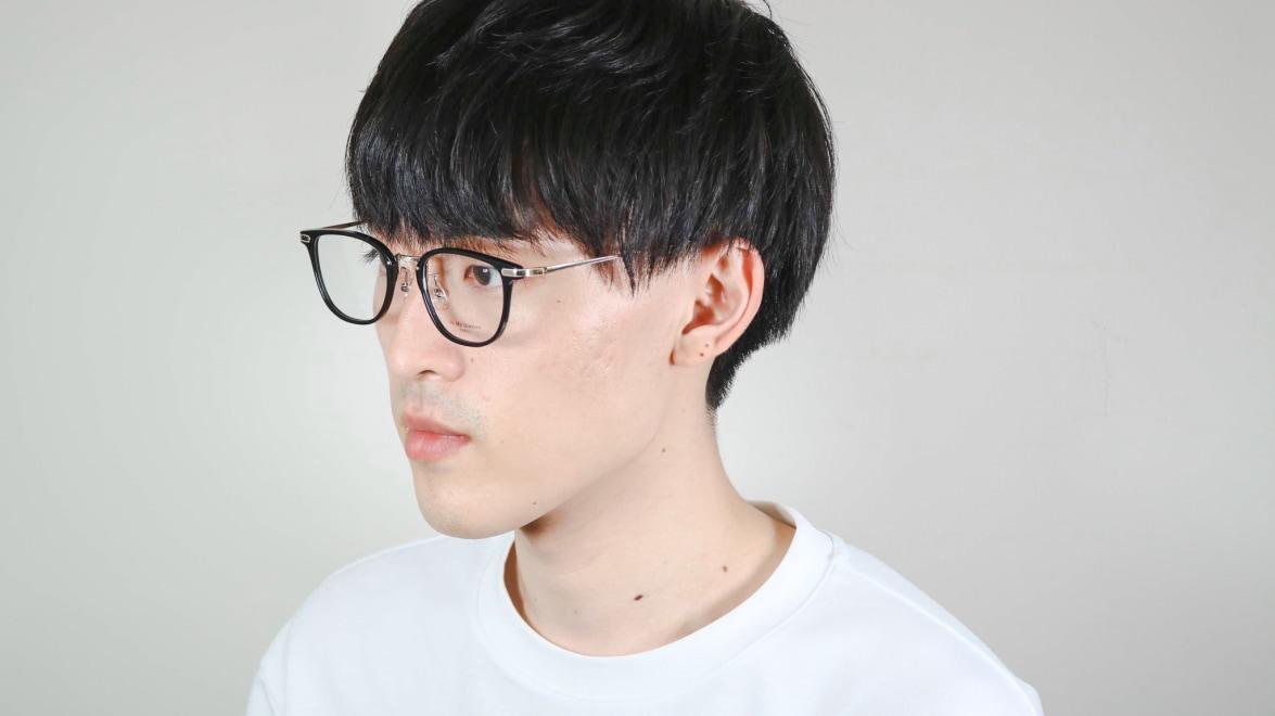 Oh My Glasses TOKYO Otto omg-082-2-14 [黒縁/鯖江産/ウェリントン]  7