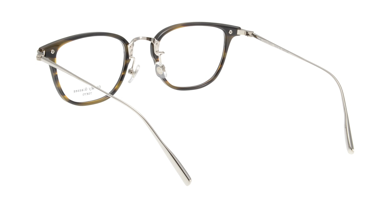 Oh My Glasses TOKYO Otto omg-082-3 [鯖江産/ウェリントン/青]  2