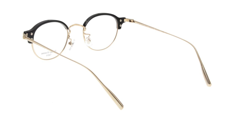 Oh My Glasses TOKYO Ralph omg-083-BK [黒縁/鯖江産/丸メガネ]  2