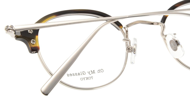 Oh My Glasses TOKYO Ralph omg-083-NV [鯖江産/丸メガネ/青]  5