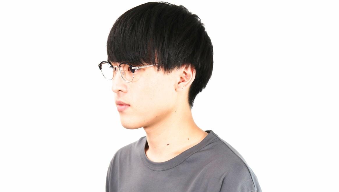 Oh My Glasses TOKYO Ralph omg-083-NV [鯖江産/丸メガネ/青]  7