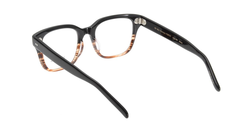 Oh My Glasses TOKYO Micha omg-084-2-51 [黒縁/鯖江産/ウェリントン]  2