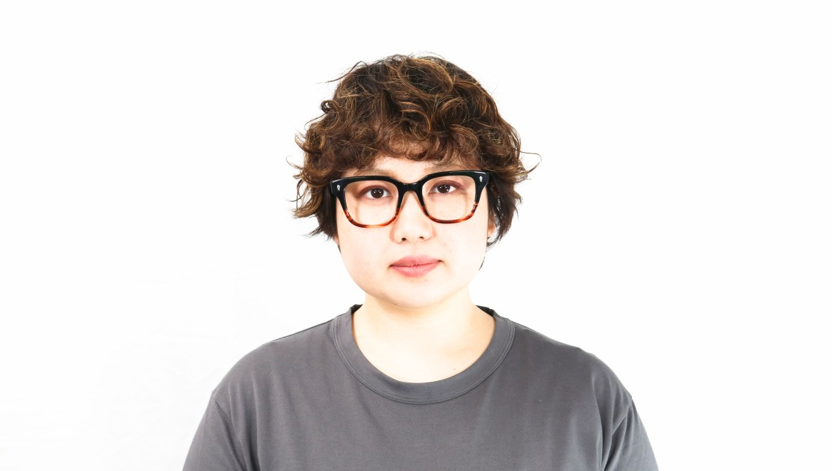 Oh My Glasses TOKYO Micha omg-084-2-51 [黒縁/鯖江産/ウェリントン]  8