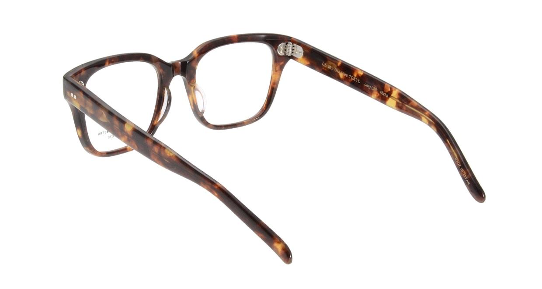Oh My Glasses TOKYO Micha omg-084-3-51 [鯖江産/ウェリントン/べっ甲柄]  2