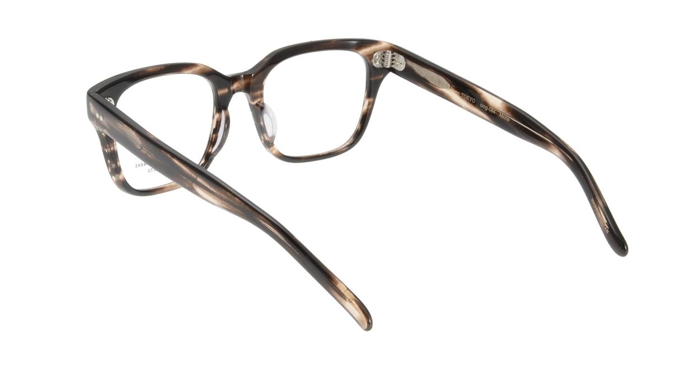 Oh My Glasses TOKYO Micha omg-084-4-51 [鯖江産/ウェリントン/茶色]  2
