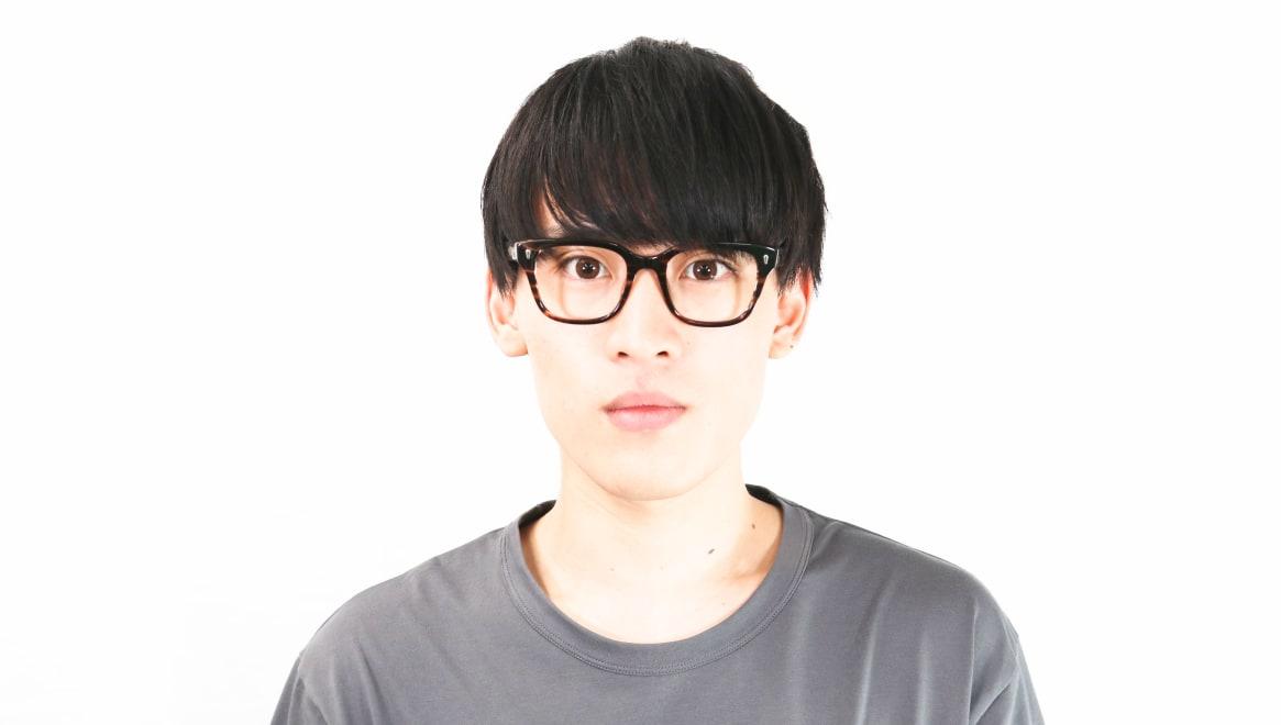Oh My Glasses TOKYO Micha omg-084-4-51 [鯖江産/ウェリントン/茶色]  6