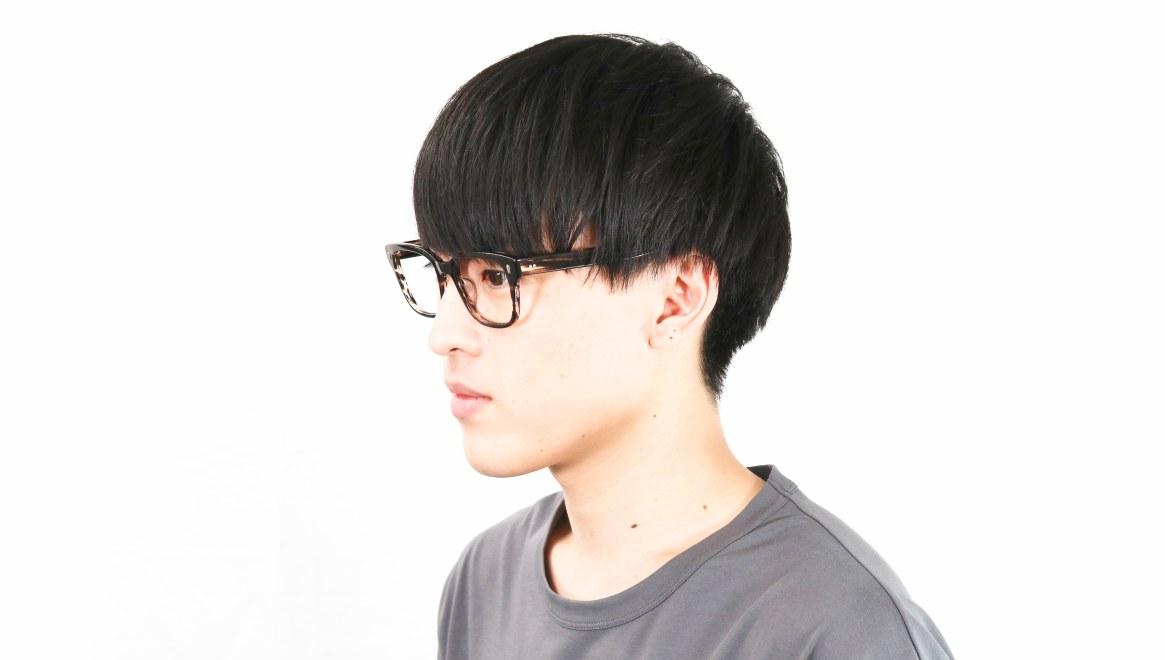 Oh My Glasses TOKYO Micha omg-084-4-51 [鯖江産/ウェリントン/茶色]  7