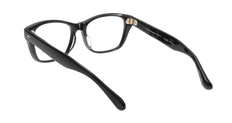 Oh My Glasses TOKYO Winston omg-085-1-52 [黒縁/鯖江産/ウェリントン]  2