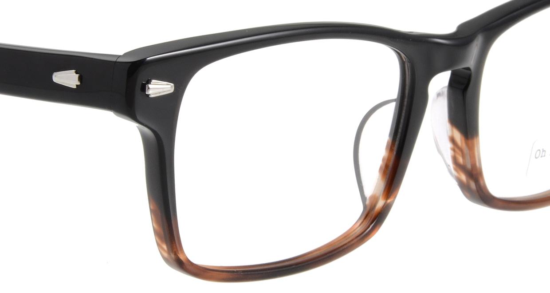 Oh My Glasses TOKYO Terry omg-086-2-53 [黒縁/鯖江産/ウェリントン]  4