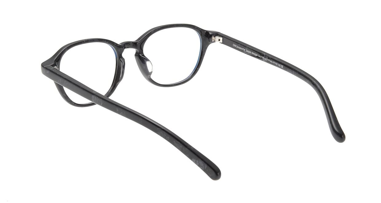 オウル boasorte Prets bs2706-1.BLACK [黒縁/丸メガネ]  2