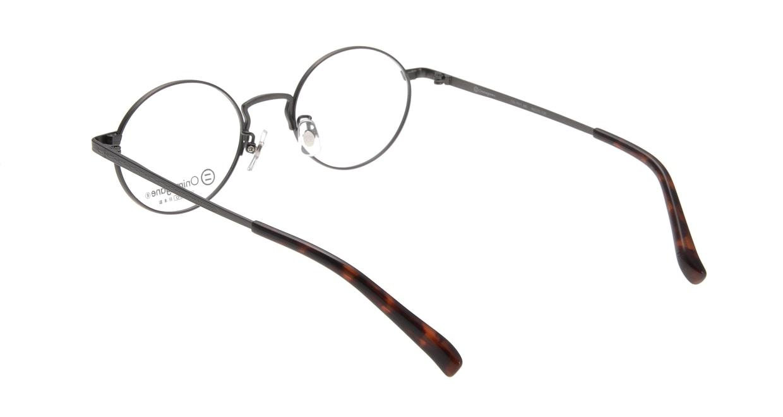 オニメガネ OG7011-AB-48 [メタル/日本製・鯖江産/丸メガネ]  2