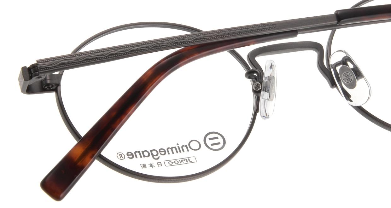 オニメガネ OG7011-AB-48 [メタル/日本製・鯖江産/丸メガネ]  4