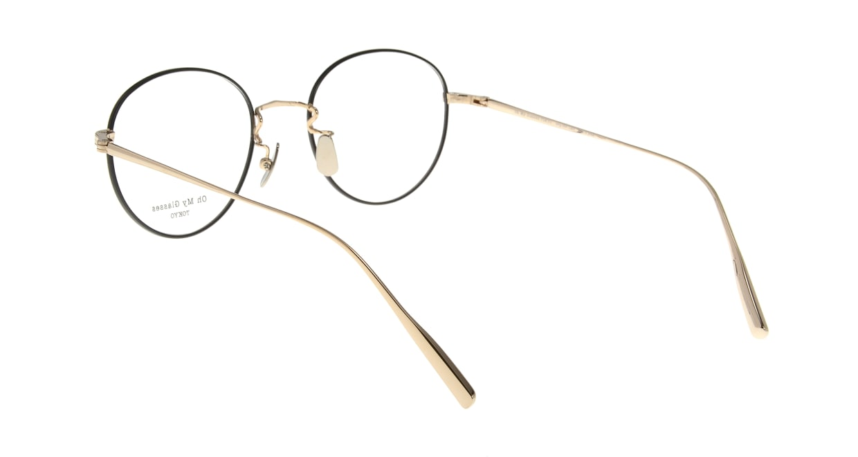 Oh My Glasses TOKYO Cecil omg-064-5-49 [メタル/鯖江産/丸メガネ]  2