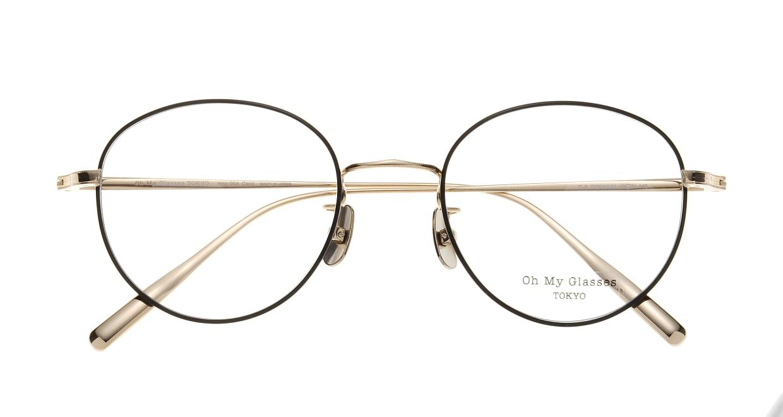 Oh My Glasses TOKYO Cecil omg-064-5-49 [メタル/鯖江産/丸メガネ]  3