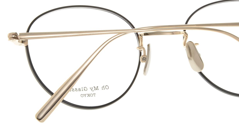 Oh My Glasses TOKYO Cecil omg-064-5-49 [メタル/鯖江産/丸メガネ]  4