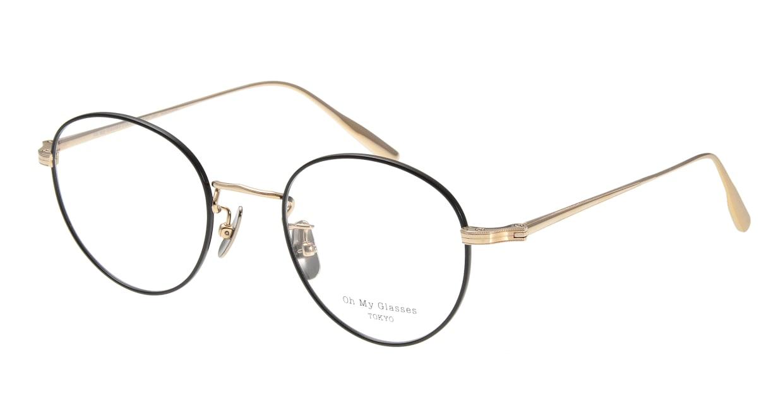 Oh My Glasses TOKYO Cecil omg-064-5-47 [メタル/鯖江産/丸メガネ]