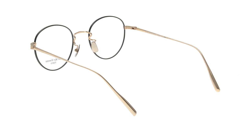 Oh My Glasses TOKYO Cecil omg-064-5-47 [メタル/鯖江産/丸メガネ]  2