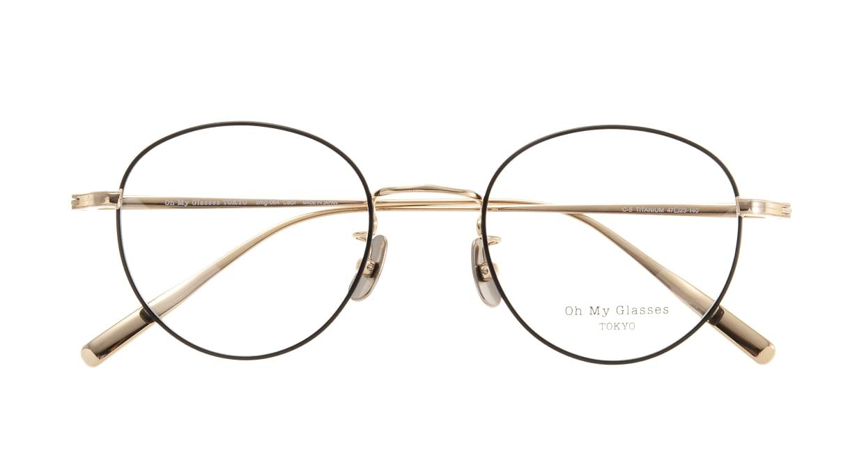 Oh My Glasses TOKYO Cecil omg-064-5-47 [メタル/鯖江産/丸メガネ]  3