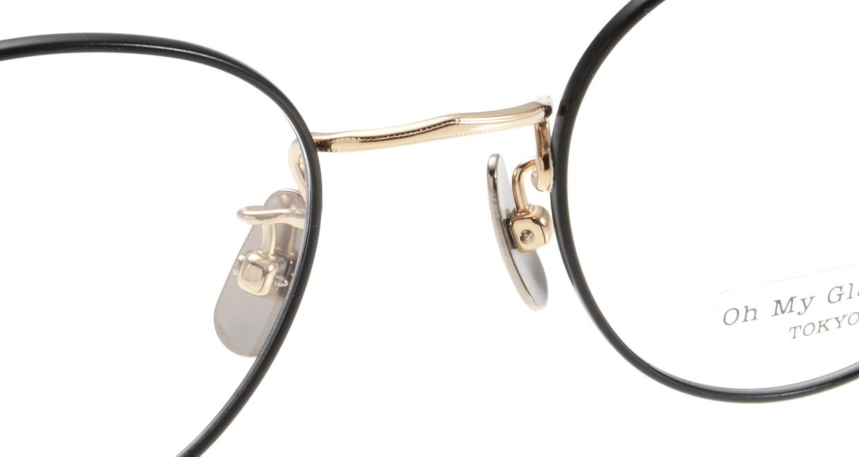 Oh My Glasses TOKYO Cecil omg-064-5-47 [メタル/鯖江産/丸メガネ]  4