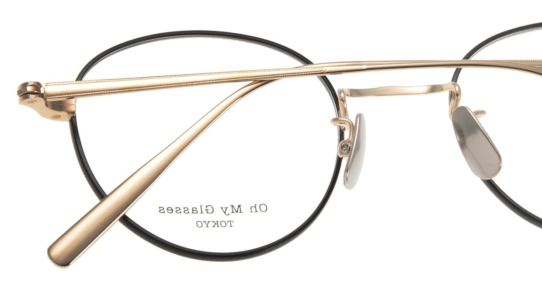 Oh My Glasses TOKYO Cecil omg-064-5-47 [メタル/鯖江産/丸メガネ]  5