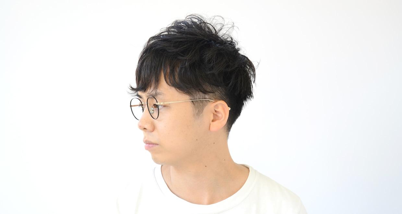 Oh My Glasses TOKYO Cecil omg-064-5-47 [メタル/鯖江産/丸メガネ]  7