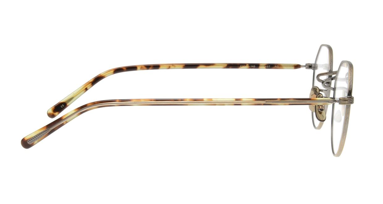 オリバーピープルズ OP-43T-AG [メタル/鯖江産/丸メガネ/ゴールド]  1