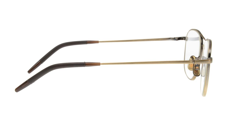 オリバーピープルズ STIMMELL-AG-52 [メタル/鯖江産/ウェリントン/ゴールド]  1