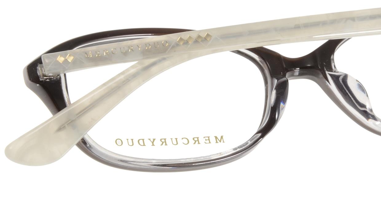 マーキュリーデュオMDF-8034-2-52 [フォックス/茶色]  4