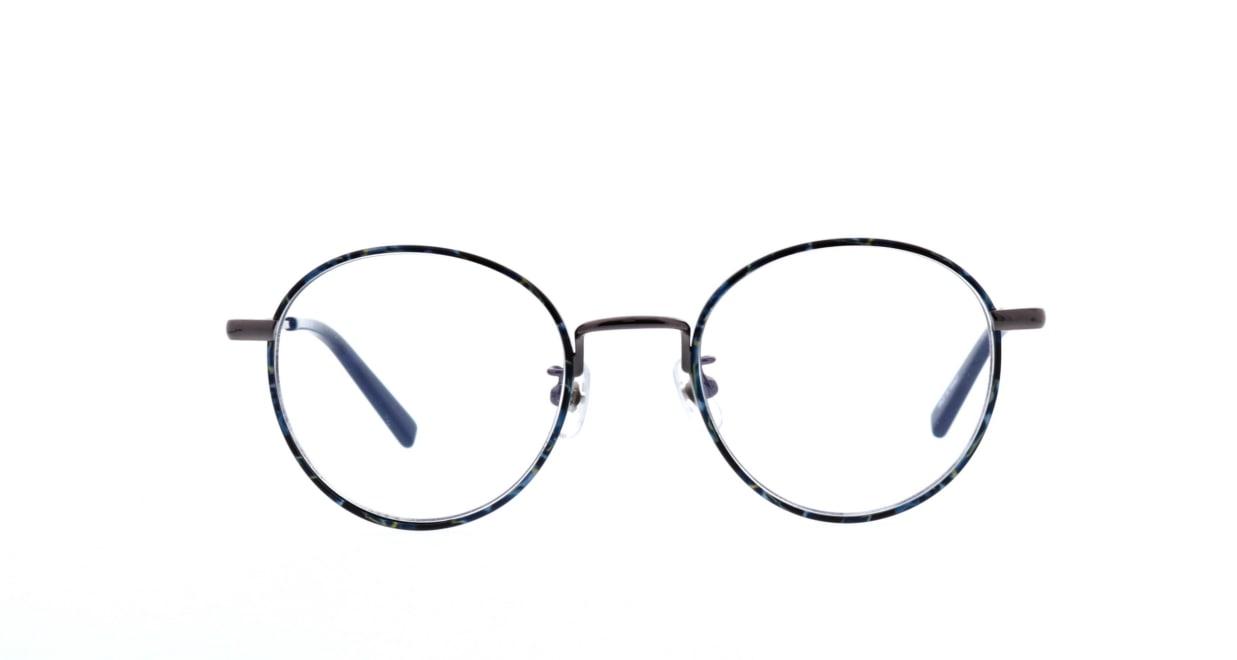 ヴィクター&ロルフ 70-0176-03 [丸メガネ/青]
