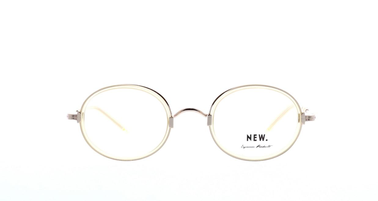 ニューマン EDWARD-C-4 [オーバル/安い/ベージュ]
