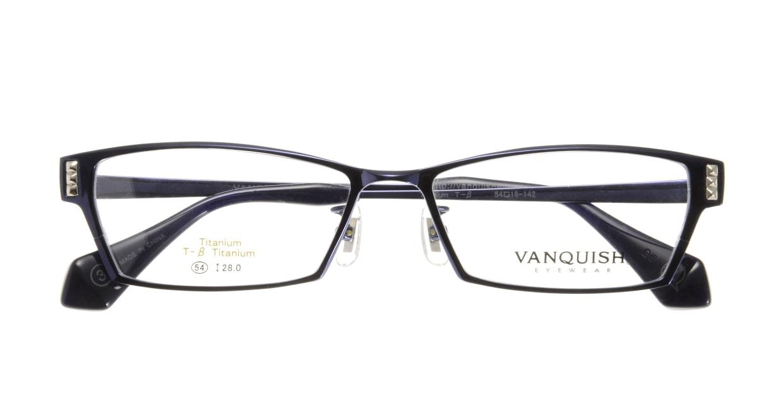 ヴァンキッシュ VQ-1070-C-3-NV [メタル/スクエア/青]  3