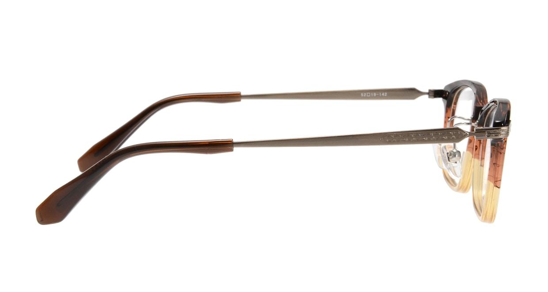 アーバンリサーチ URF-7002J-4 [鯖江産/ウェリントン/茶色]  1