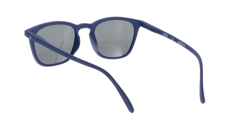 イジピジ サングラス #E-SUN NAVY BLUE [ウェリントン]  2