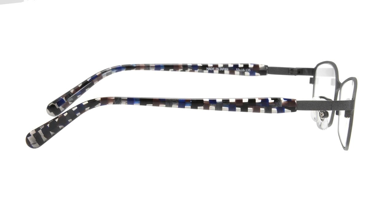 サバエオプト SOHG-401-MGR [メタル/鯖江産/スクエア]  1