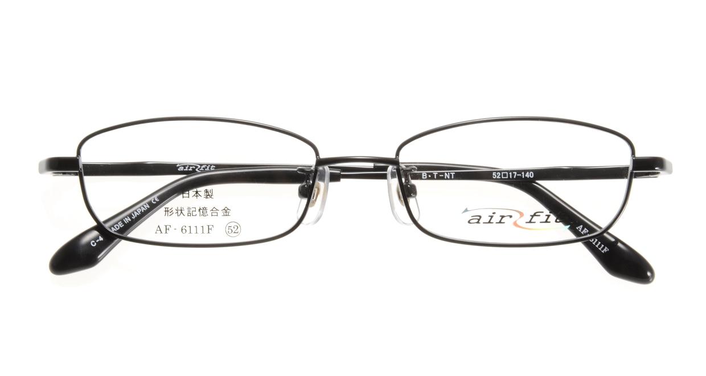 エアーフィット AF-6111-C-4 [メタル/鯖江産/スクエア]  3