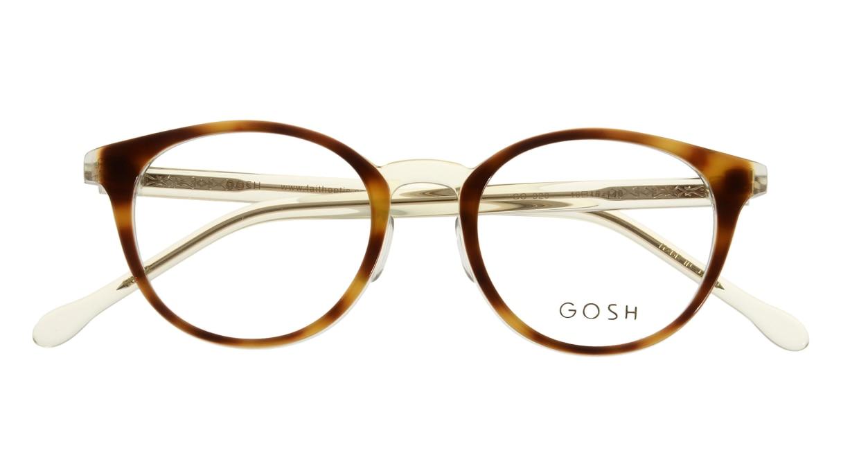 ゴッシュ GO-920-2 [鯖江産/丸メガネ/べっ甲柄]  3