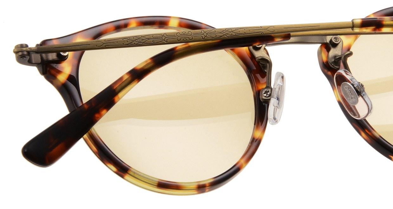 Oh My Glasses TOKYO Luke omg-025-22-12-sun [日本製・鯖江産/ラウンド]  4