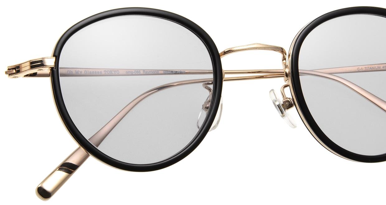 Oh My Glasses TOKYO Raymond omg-065-1-45-Sun [鯖江産/ボストン]  4