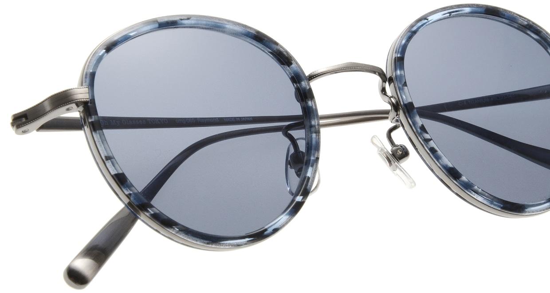 Oh My Glasses TOKYO Ramond omg-065-4-45-Sun [鯖江産/ボストン]  4